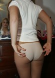 Nicoles Sweet Ass In Panties - Picture 8